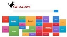 Swisscows : Moteur de recherche qui ne collecte pas les données personnelles | Passe-partout | Scoop.it
