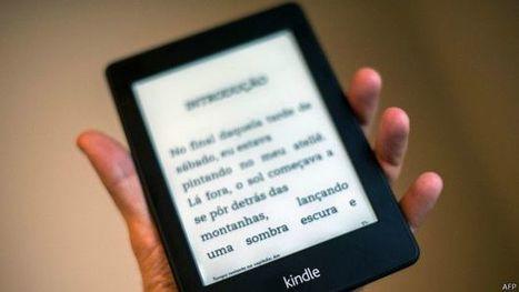 Amazon yazarlara okunan sayfa başına para ödeyecek | Kindle Haberleri | Scoop.it