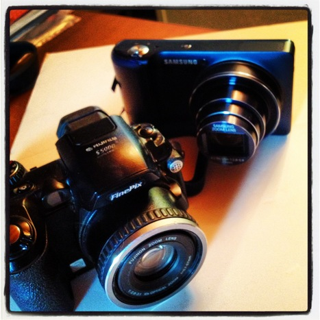 Choisir un appareil photo | Web 4 Seniors | ayoub | Scoop.it