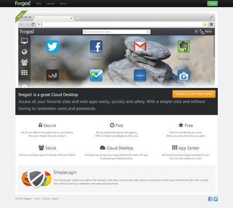 feegos! is a great Cloud Desktop | Time to Learn | Scoop.it