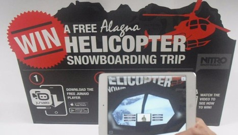 Nitro Snowboards Promotes Outerwear with Augmented Reality Campaign | Augmented Reality News and Trends | Scoop.it