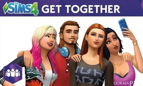 The Sims 4 Get Together Geni | Crossfire | Scoop.it