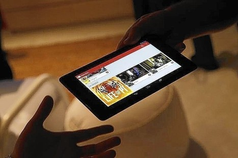 New Google tablet will capture 3-D images | Inside Google | Scoop.it