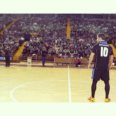 Gracias León! Gracias a todos los que vinisteis de fuera! @davibusta | lll Desafío Solidario (14 Diciembre 2013) | Scoop.it