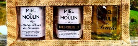Miel du Moulin | Pur miel du bocage Limousin | Haute-Vienne Tourisme | Scoop.it