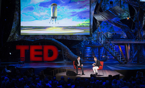 12 TED Talks about the future of cars, planes and rockets | Technology of the Near Future | Scoop.it