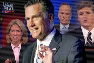 Blame Fox, not Mitt | AUSTERITY & OPPRESSION SUPPORTERS  VS THE PROGRESSION Of The REST OF US | Scoop.it