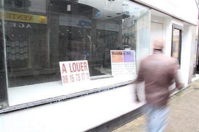 Bientôt des trompes l'oeil pour masquer les boutiques vides | IMMOBILIER 2015 | Scoop.it