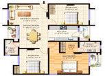 Spring Greens Lucknow Floor Plan | Buy Property in India | Scoop.it