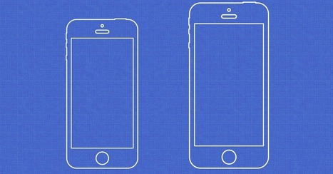 What Would a Bigger iPhone Mean for iOS Developers? - Mashable | Mobile app technology | Scoop.it