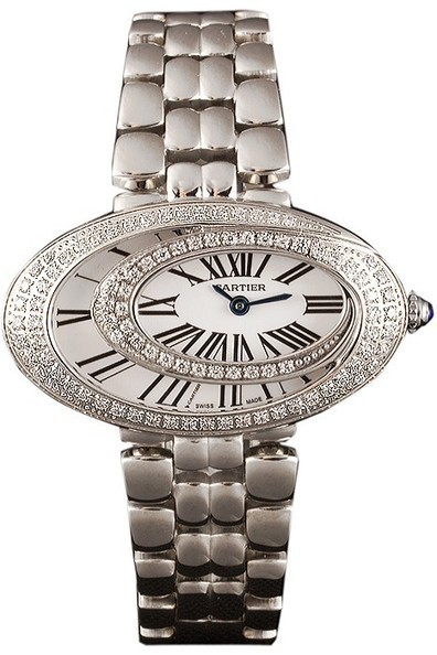 Replica Cartier Baignoire Hypnose White Dial Diamonds Steel Case Womens Watch | Men's & Women's Replica Watches Collection Online | Scoop.it