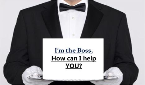Lean Leaders are Servant Leaders - Lean Genesis | Management et organisation | Scoop.it