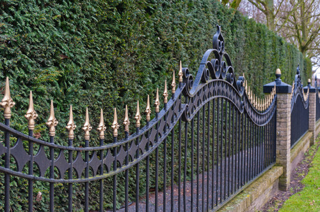 How to Keep Metal Beauties of Your Home in Good Shape | Outoor Fencing | Scoop.it