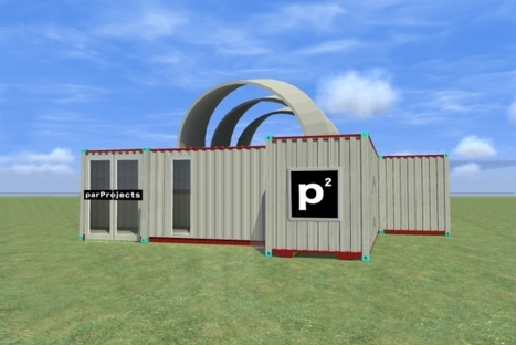 Help Art Organization build Ohio's first Shipping Container Art Center - Pepsi Refresh Project | Container houses | Scoop.it