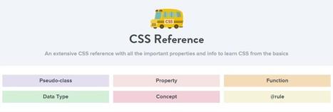 CSS Reference   Une référence complète de toutes les propriétés CSS   TICE, Web 2.0, logiciels libres   Scoop.it