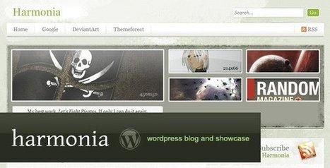 Top 10 WordPress Magazine Themes For 2013 | Blogging & SEO | Scoop.it