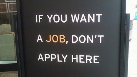 Know When to Apply for a Job You Aren't Qualified For | Developing Job and Career Skills | Scoop.it