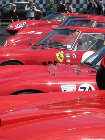 LA FERRARI GTO. LA PLUS BELLE ITALIENNE, UN DIAMANT A EN FAIRE ROUGIR LA JOCONDE ! | Auto , mécaniques et sport automobiles | Scoop.it