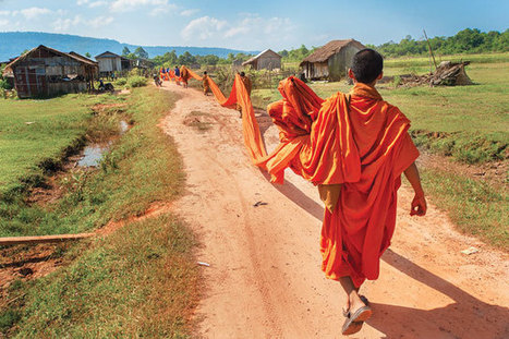 Media-savvy monks in Cambodia | Southeast Asia Globe Magazine | Socially Engaged Buddhism | Scoop.it