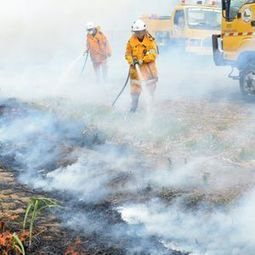 NPWS contains Yuraygir National Park bushfire - Clarence Valley Daily Examiner | NPWS fire management | Scoop.it