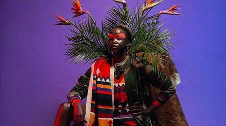 Photographer Namsa Leuba Reimagines the African Queen | Cook Mix Mingle | South Florida | Scoop.it