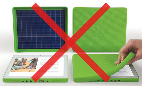 5 (Real World) Reasons the OLPC Tablet Will Not Replace Classroom iPads | Edudemic | Teaching 21st Century | Scoop.it