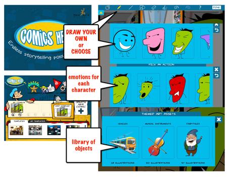 Potencial educativo de los cómics | Ipad educacion | Scoop.it