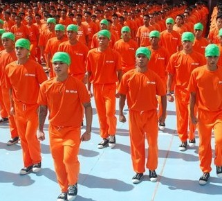 Philippines' Dancing Inmates Inspire Prison Film | Dance News | Scoop.it