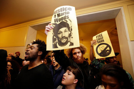 U.S. Cites Bias by San Francisco Police Against Blacks | Police Problems and Policy | Scoop.it