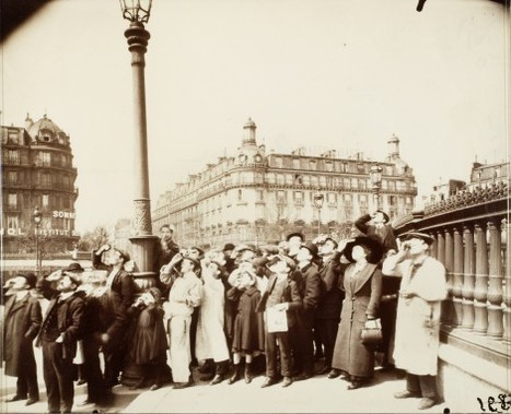 Le Paris d'Eugène Atget ou l'ancêtre de Google Street View | GenealoNet | Scoop.it