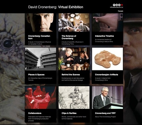 Home | David Cronenberg: Virtual Exhibition | 'Cosmopolis' - 'Maps to the Stars' | Scoop.it