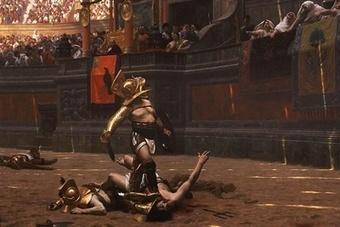 Roman Gladiators: Who Were the Roman Colosseum Gladiator | Ave Caesar, morituri te salutant! | Scoop.it