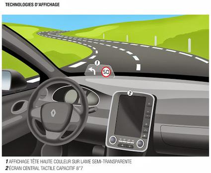 L'innovation chez Renault : la connectivité   Electromobilité   Scoop.it