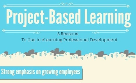 5 reason to use Project-Based elearning in professional development   Focus: Online EdTech   Scoop.it