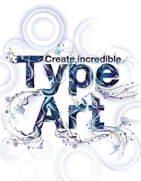 27 Photoshop & Illustrator Tutorials For Amazing Text Effect | Inspired By Design | Scoop.it