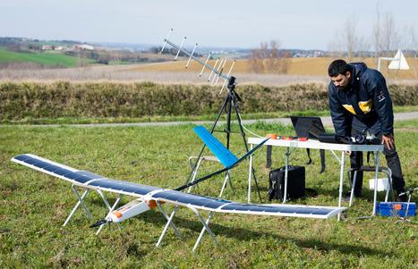 Le drone solaire le plus endurant et le plus léger du marché prend son envol | Innovation durable | Scoop.it