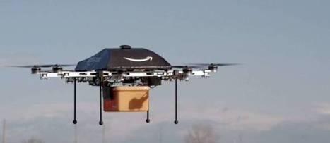 Gaspard Koenig - Quand les drones atterrissent au Parlement - Le Point | Aviation & Espace | Scoop.it