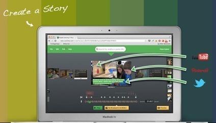 Service gratuit Web 2.0 en ligne Metta 2013 Création de films ,sondages ,questionnaires , leçons en video , etc .. | Video création tuto prise de vue montage | Scoop.it