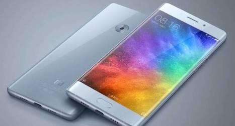 La china Xiaomi estrena el Mi Note 2: pantalla curva a precio imbatible. Noticias de Tecnología | Pymes Vzla | Scoop.it