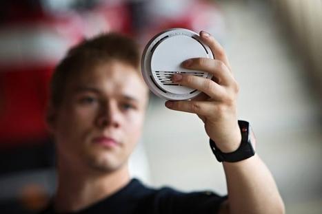 Palovaroitin voi seota itsekseen | Kotona asuvan turvallisuus | Scoop.it
