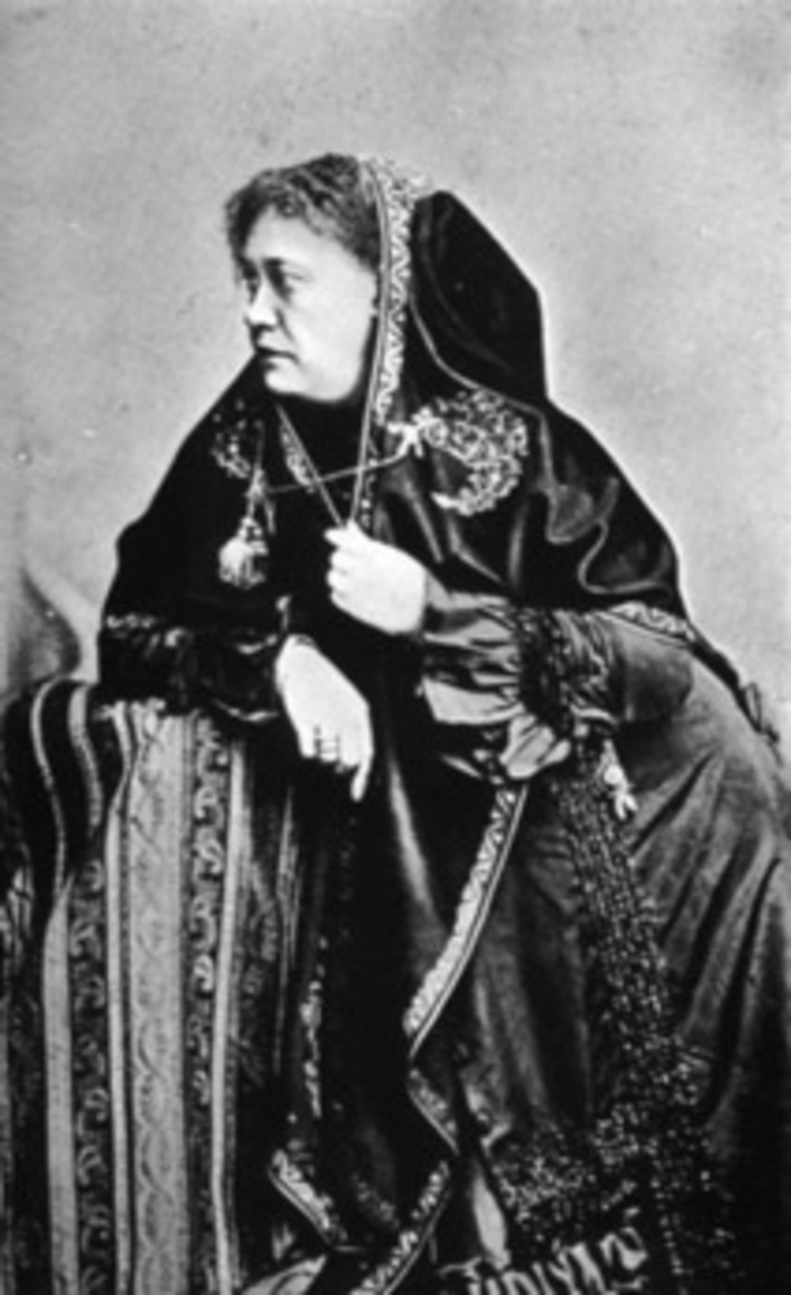 The Inscrutable Madame Blavatsky: An Interview with Gary Lachman | Herstory | Scoop.it