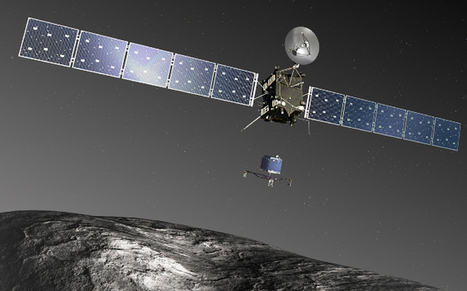 Modeling Philae's Double Bounce Comet Landing | WIRED | Papers | Scoop.it