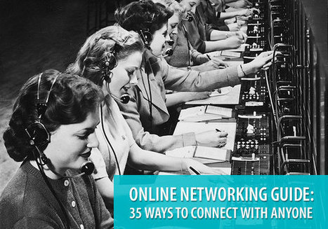 35 Ways to Connect with Anyone Through Social Media | The Perfect Storm Team | Scoop.it