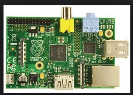 Looking for Rasberry Pi Projects? element14 Launches Major Resource - Broadway World | Robotics and Automation | Scoop.it