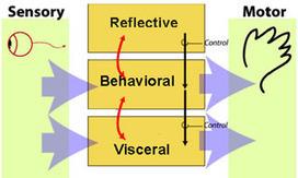 Les émotions dans le design - les trois niveaux de design | Ergonomie, Expérience Utilisateur, Design Thinking | UX Design | Scoop.it