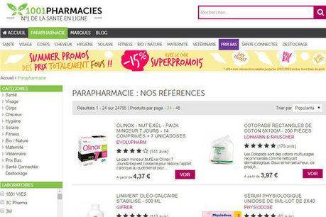 1001Pharmacies.com lève 8 millions d'euros pour se développer hors de l'Hexagone | Actualité de l'E-COMMERCE et du M-COMMERCE | Scoop.it