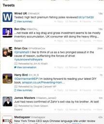 Twitter: 5 Dangers For Journalists | Les médias face à leur destin | Scoop.it