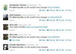 מתקפה של הודעות ספאם על חשבונות טוויטר | Social networks | Scoop.it