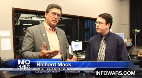 Sheriff Mack: Constitutional Sheriffs Refusing to Infringe on Gun Rights IS the Solution | MN News Hound | Scoop.it