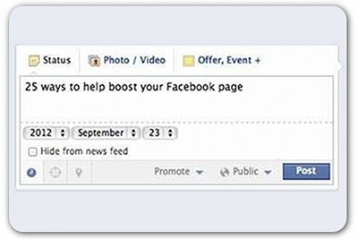 25 Facebook tips every social media manager needs | Articles | Home | Visual Social | Scoop.it